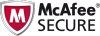 100% Secure SSL security and McAfee we safe.