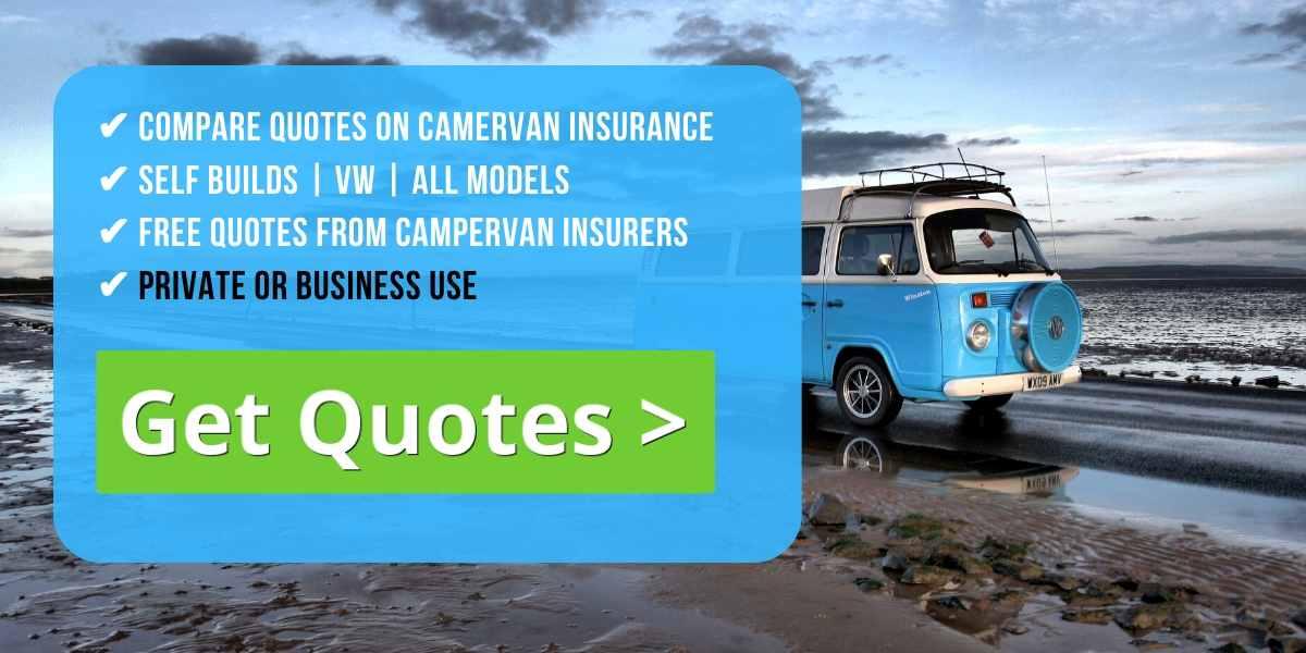 Campervan Insurance for Under 25