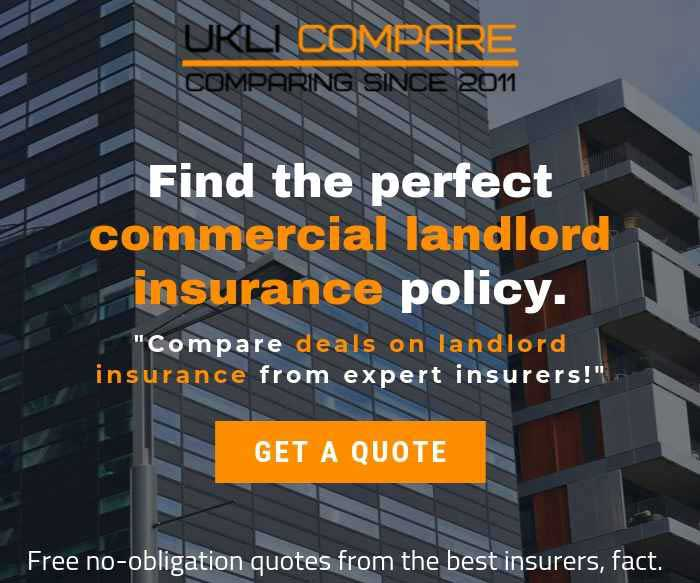 Commercial landlord insurance comparison site