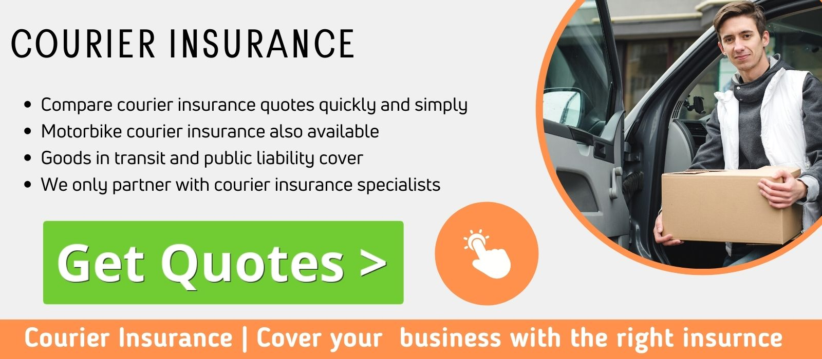 Compare Courier Insurance