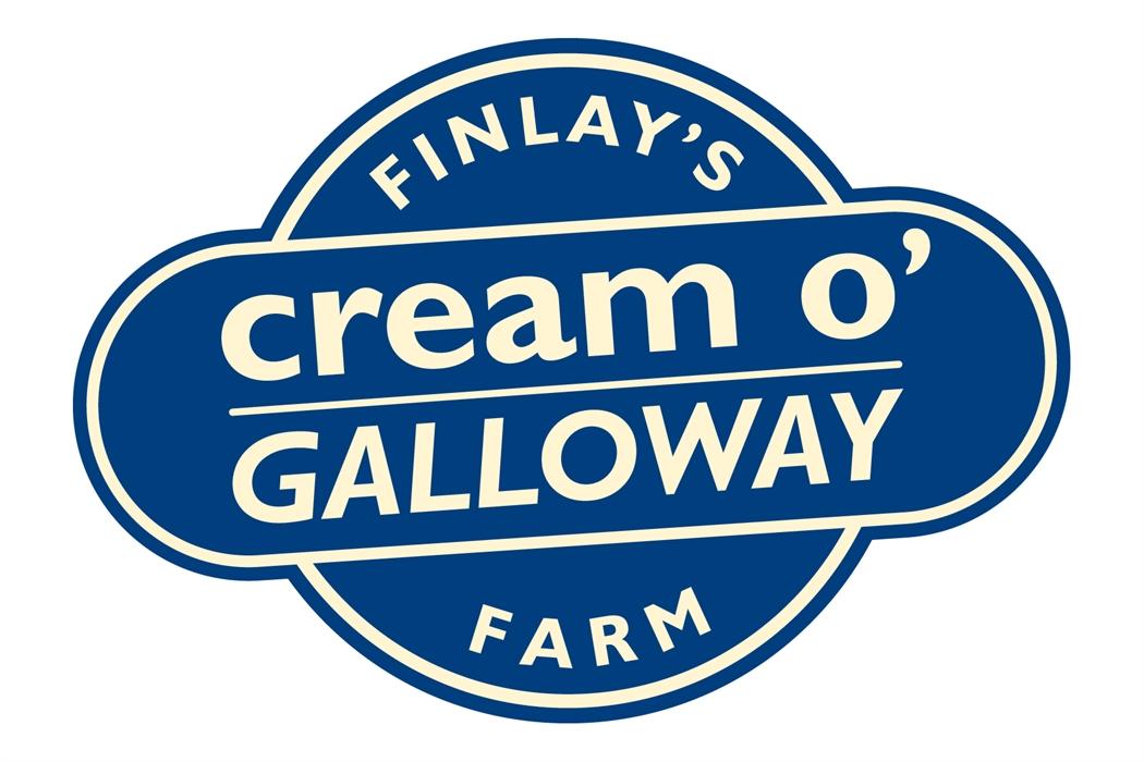 Finlay's cream o' Galloway Farm