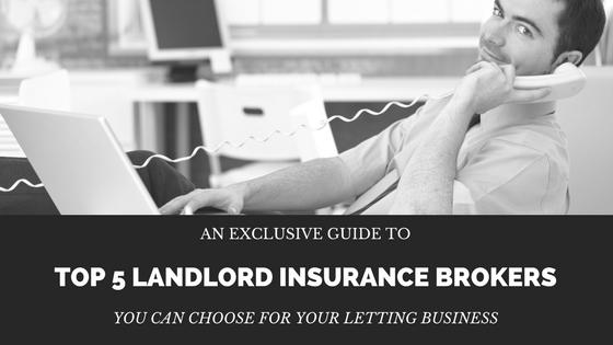 Top 5 Landlord Insurance Brokers