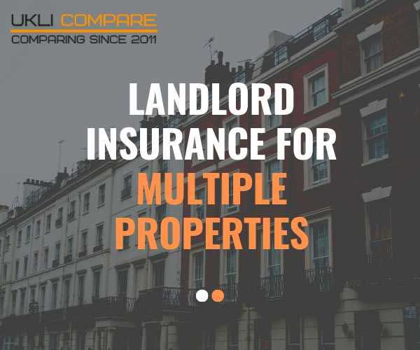 Compare landlord insurance for multiple properties. Get a quote, click here.