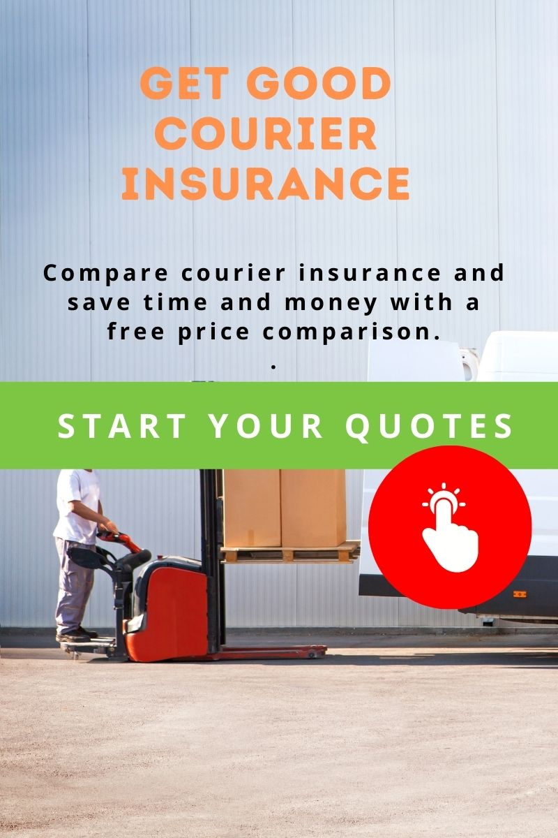 Courier insurance is easy with a simple quote today.