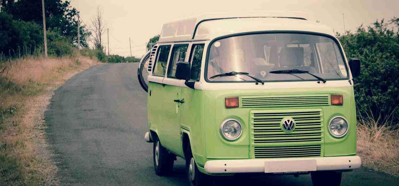 Types of VW Campervan Insurance