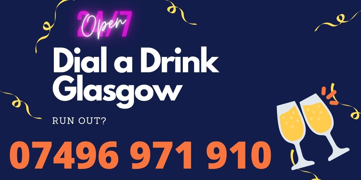 Dial a Booze Glasgow or Dial a Drink?