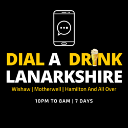 Go to the official DIAL A BOOZE LANARKSHIRE websmite. Click here.