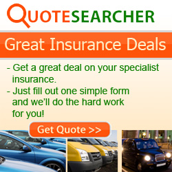 Compare insurance deals with QuoteSearcher Limited