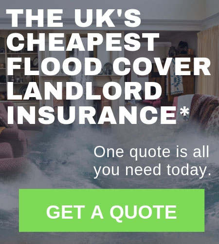 Landlord Insurance: High Risk Flood Areas
