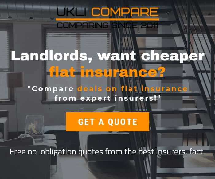 Compare landlord insurance for flats*