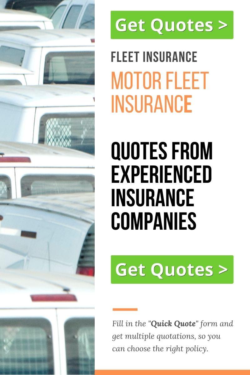 Easy Motor Fleet Insurance