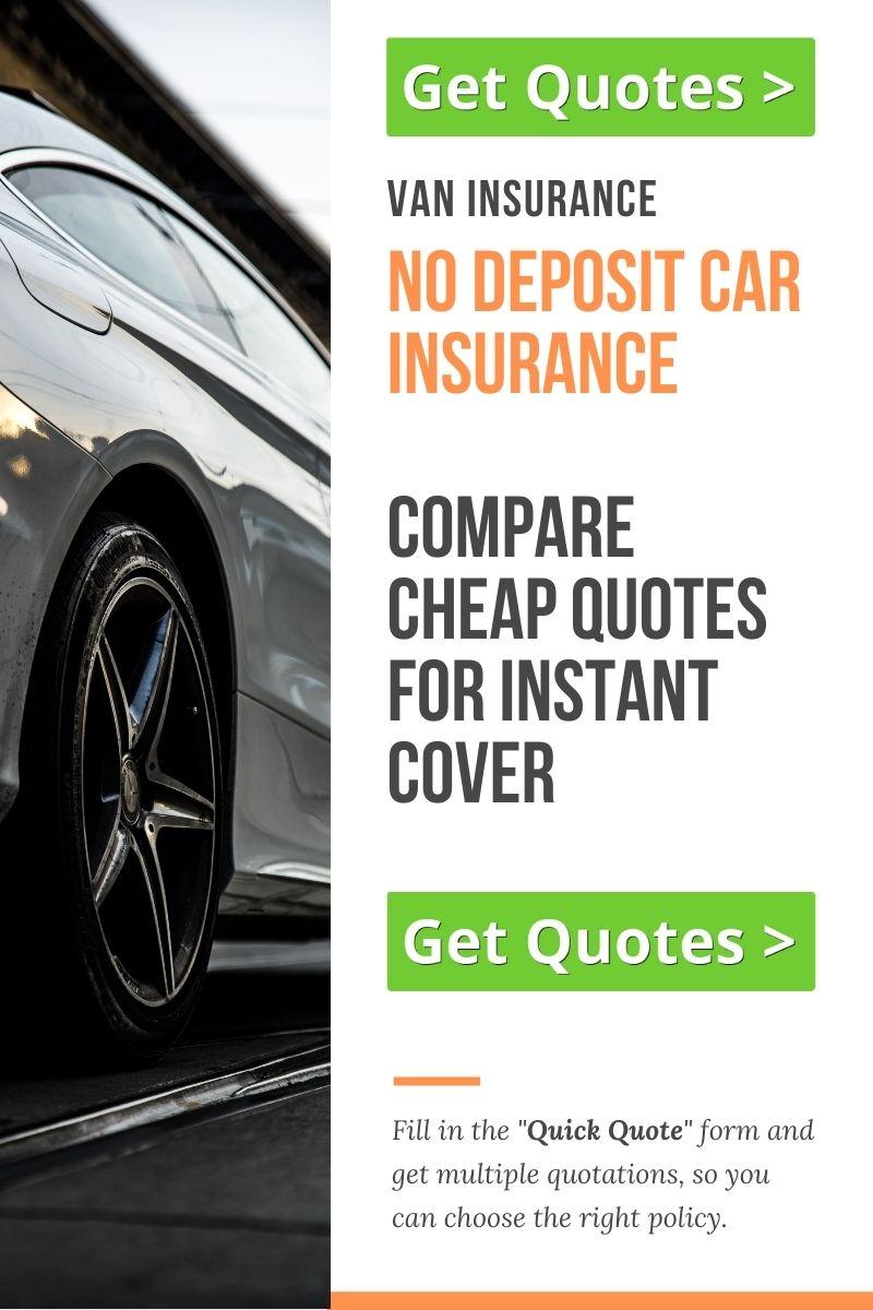 Compare No Deposit Car Insurance
