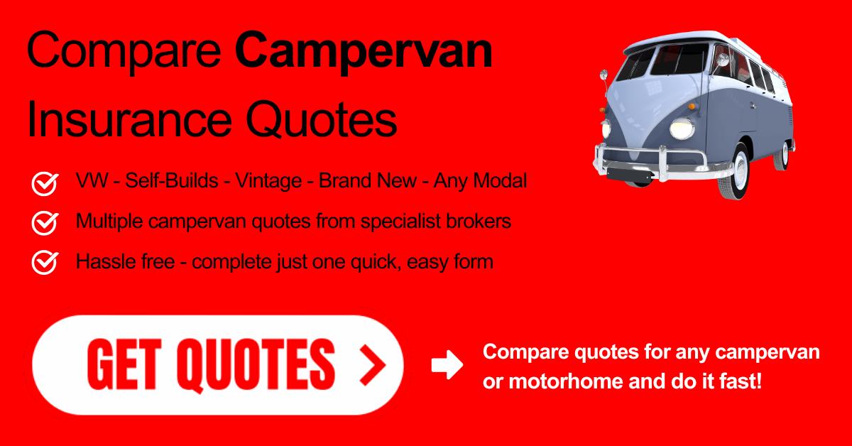 T5 campervan insurance comparison starts here