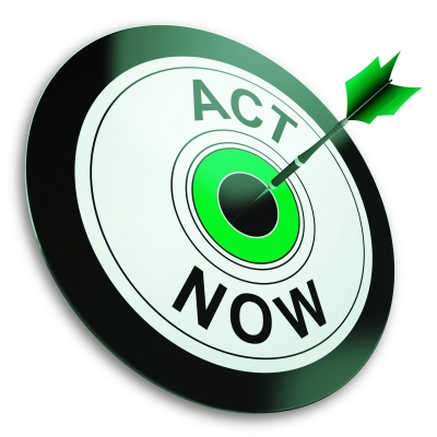 Act now, get a quote