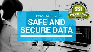 Safe and Secure form
