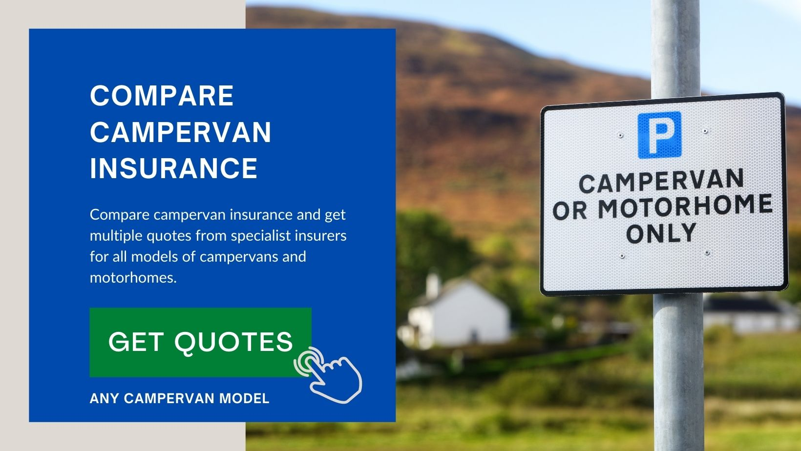 Compare campervan insurance with UKLI Compare