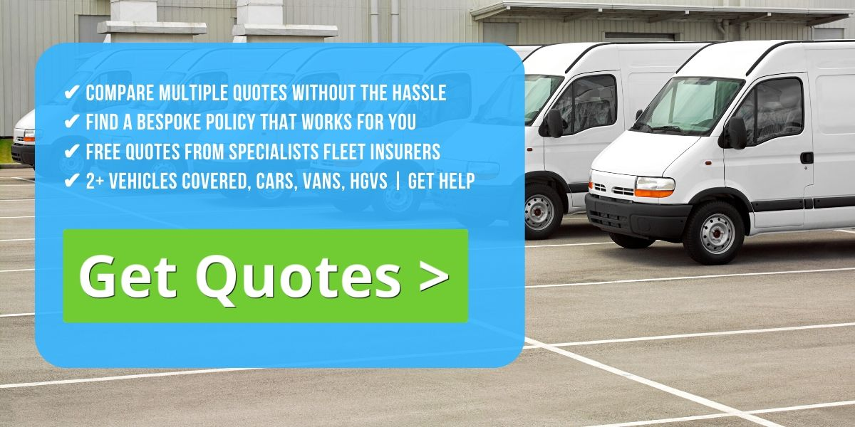 Compare fleet insurance quotes and find a policy for your full fleet in one go - click here for a quote...
