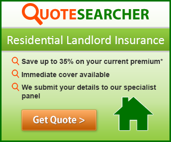 Get a landlord insurance policy cheaper with QuoteSearcher Ltd